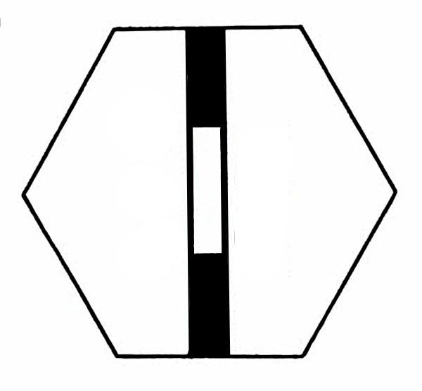 S711A Gleissymbol Fahrstrasse