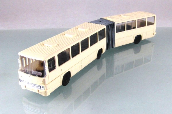 "Ikarus 280 Gelenkbus ""Schlenki"" neutral verkehrsbeige"