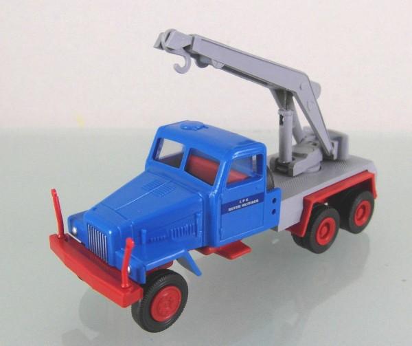 """LKW IFA G5 Kranwagen """"LPG ROTER OKTOBER"""""""