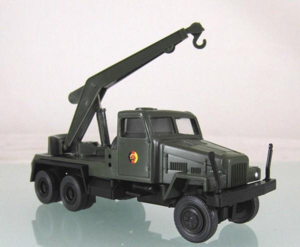 """LKW IFA G5 Kranwagen """"NVA""""-Nationale Volksarmee der DDR"""