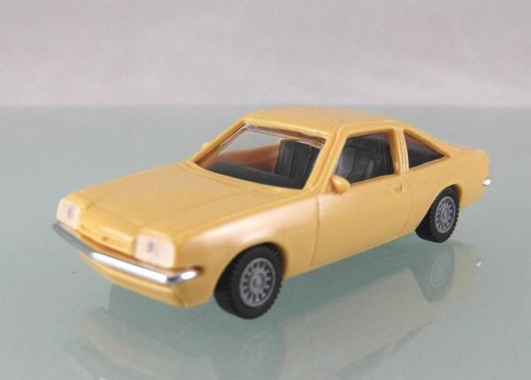 Opel Manta B in beige. Restposten