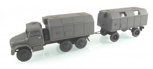 FG000082 Kleinserie Ukraine: IFA G5 Prototyp Kofferzug der NVA