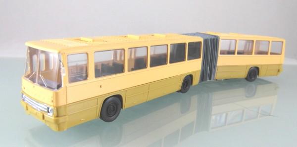 "Ikarus 280 Gelenkbus ""Schlenki"" 2-farbig, beige / ocker"