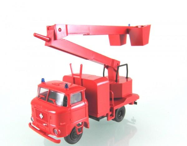 LKW W50L / U Montagemast Feuerwehr