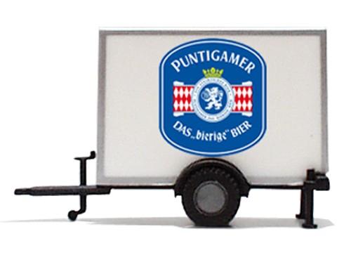 """Kühlkofferanhänger """"Puntigamer Bier"""""""