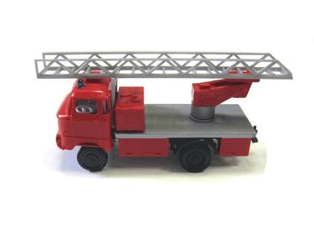 IFA W50 Feuerwehr Drehleiter - Ursprungsausführung
