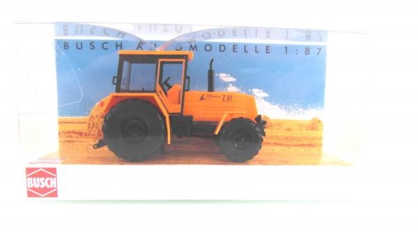 """FG000066 Busch 50405 Traktor Fortschritt ZT323 """"Flughafen Berlin"""""""