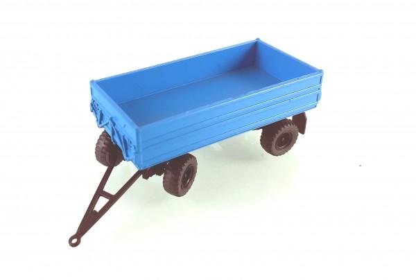 TT: Anhänger HW80.11, kippbar blau
