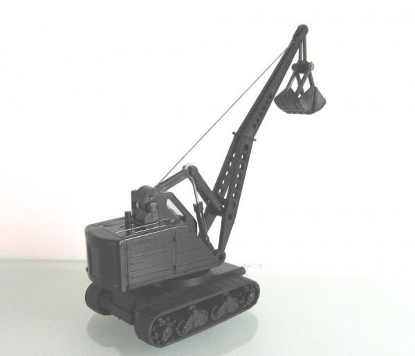 Weimarlader T172 auf Kettenfahrgestell. Bekohlungskran der DR-Copy