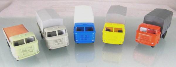 5 Stück Lkw IFA W50 -LOW PRICE--