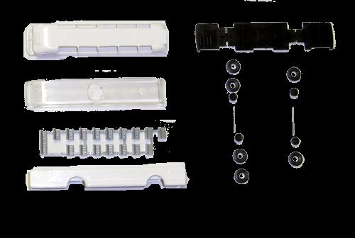Bausatz Ikarus 55, Weiß