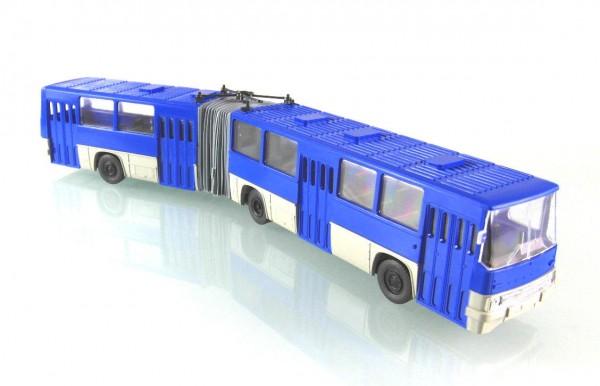 "Ikarus 280 Gelenkbus ""Schlenki"" 2-farbig, blau / grau"