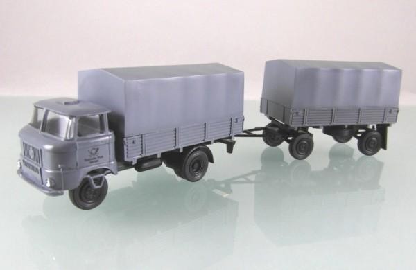 LKW W50L Hängerzug der Post