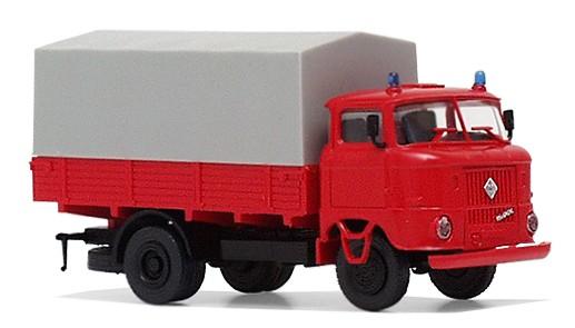 """LKW W50 Pritsche/ Plane """"Feuerwehr""""- Ursprungsversion"""