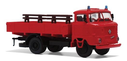 """LKW W50 """"Feuerwehr-Mannschaftstransporter"""