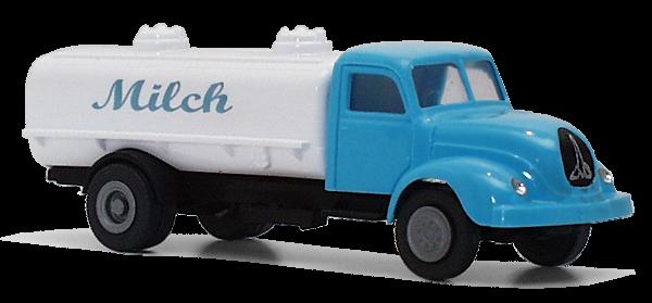 Magirius Sirius Rundhauber - Tankwagen Milch