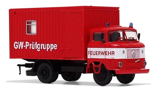 """LKW W50 """"Feuerwehr-GW Prüfgruppe"""""""