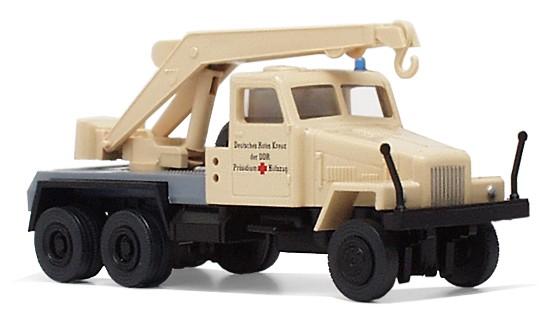 """Kranwagen G5 """"Deutsches Rotes Kreuz der DDR"""", Präsidium Hilfszug"""