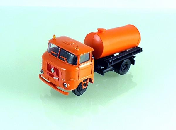 H0: FG000036 s.e.s W50L Tankaufbau orange, kommunal