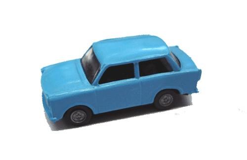 Trabant S601, versch. Farben