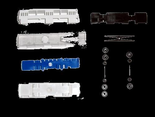 Bausatz Ikarus 260, Weiß