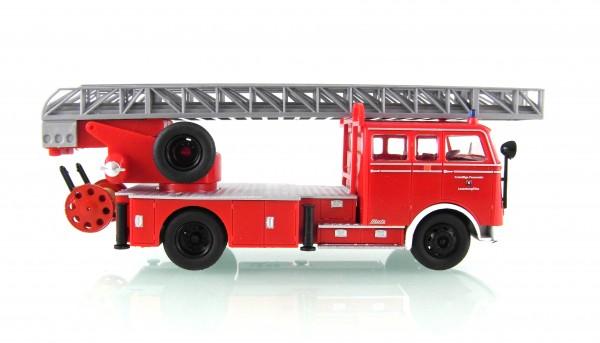 Feuerwehr Drehleiterfahrzeug LP329 DL 30 Mercedes / Metz