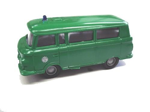 """Barkas B1000 Bus """"Bundesgrenzschutz"""""""