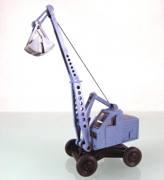 Weimarlader T172 neutral graublau