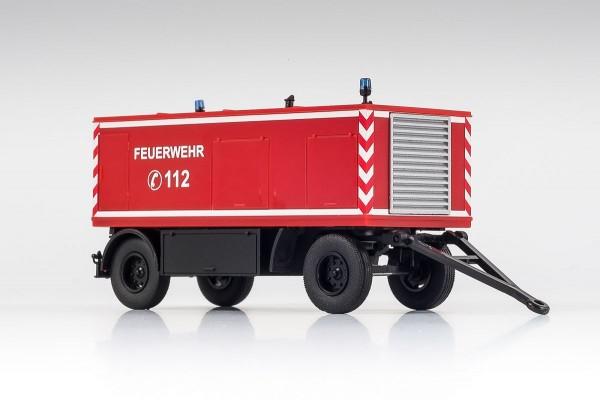 H0: 175 KVA Netzersatzanlage NEA der Feuerwehr