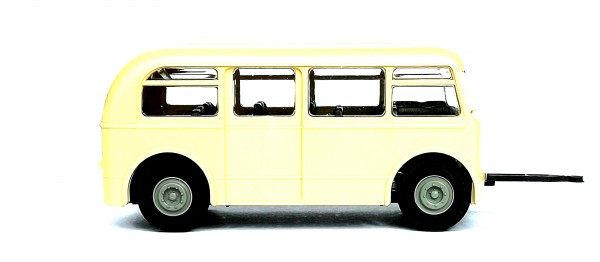 Anhänger für IFA H6 Bus neutral hellbeige