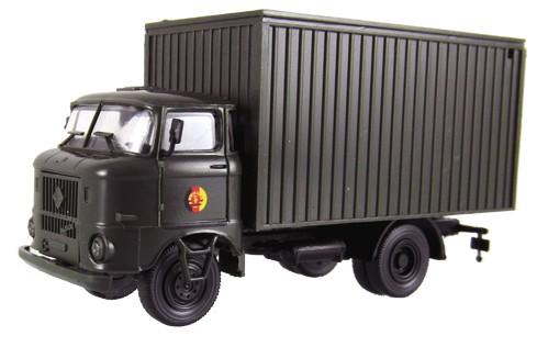"LKW W50 Kofferaufbau ""NVA"""
