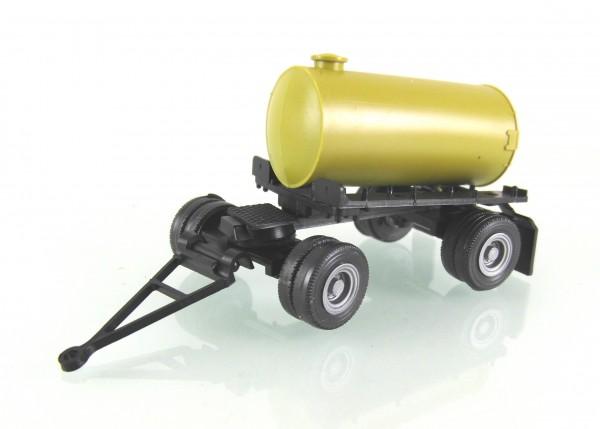 Landwirtschaftlicher Anhänger - Wasserwagen - Tankwagen Kessel LPG grün