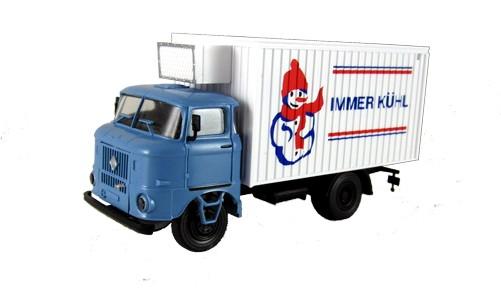 """LKW W50L/IKB Thermokoffer """"Immer kühl"""""""