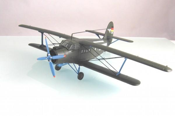 """HO/1:87: Resinmodell einer Antonov AN-2, Kleinserien-Fertigmodell in TOP Quali.""""Deutsche Lufthansa"""""""