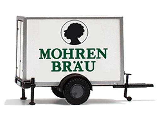 """Kühlkofferanhänger """"Mohrenbräu"""""""
