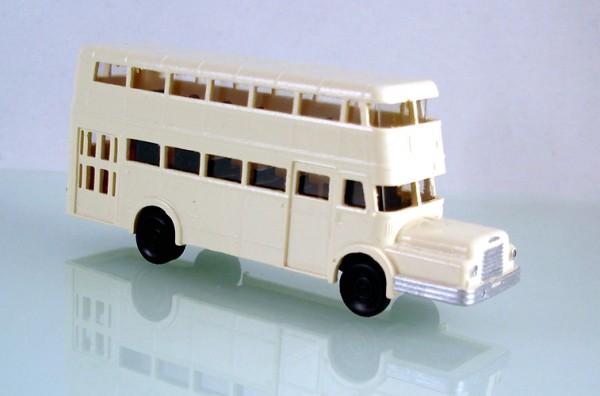 TT: 24200052 Doppelstockbus DO56 neutral beige -portofrei-