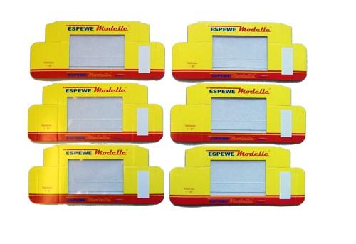 Originalverpackung für ESPEWE Modelle