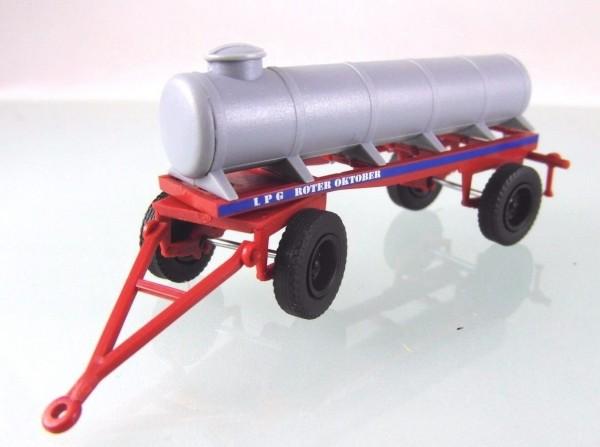Landwirtschaftlicher Anhänger - Wasserwagen - LPG ROTER OKTOBER