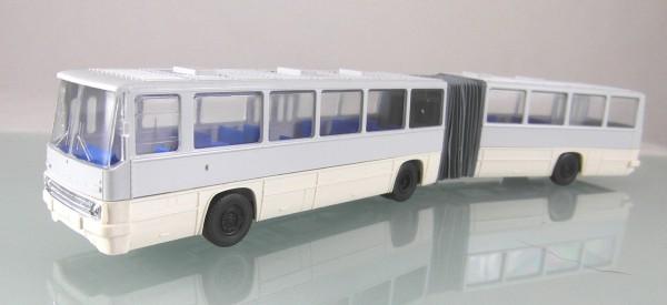 """Ikarus 280 Gelenkbus """"Schlenki"""" 2-farbig, grau / hellbeige"""