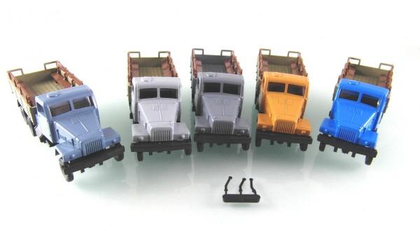5 Stück Lkw IFA G5 Pritsche / Bänke -LOW PRICE-