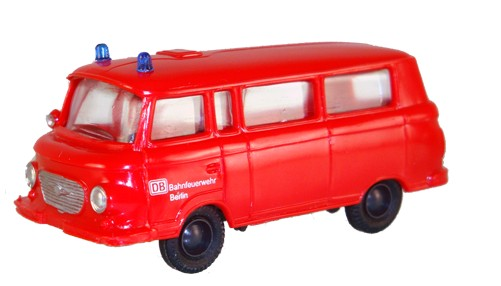 "Barkas B1000 Bus ""Bahnfeuerwehr"""