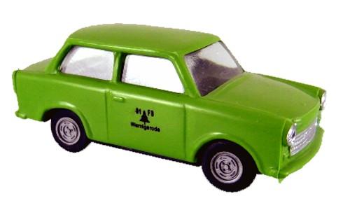 "Trabant ""ST FB Wernigerode"""