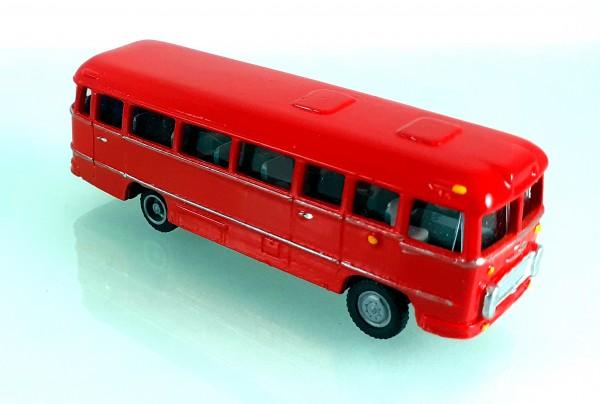 TT: FG000318 Omnibus Ikarus 31. Vorserie, Kleinserienmodell aus Resin in rot