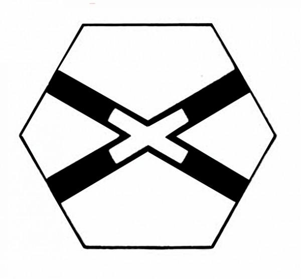 S715A Gleissymbol Kreuzung