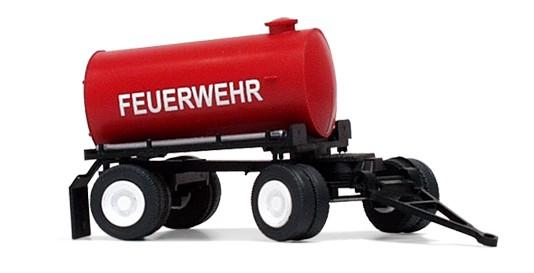 """Wasseranhänger """"Löschwasser der Feuerwehr"""""""