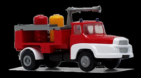 Unic Löschfahrzeug Twin Schaum / Pulver