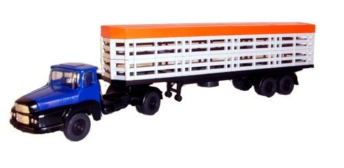 Unic Izoard Tiertransporter