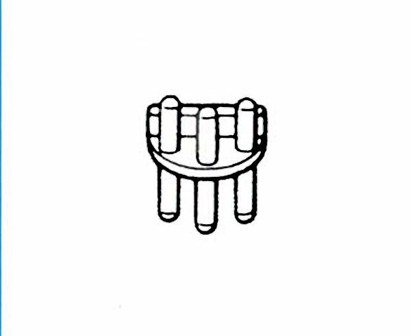 V303 Verbindungselement 15 Stück