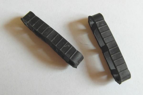 2 Stück Gleisketten (Raupen) für Bagger UB80