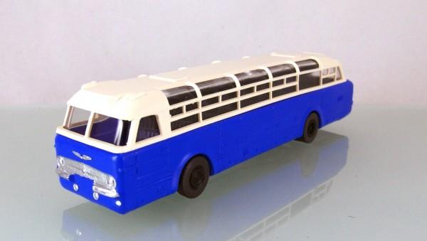 Ikarus 55, 2-farbig beige / blau